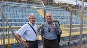Oscar Massei con Piero Volpi / Cardini