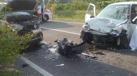 L'incidente a Correggio