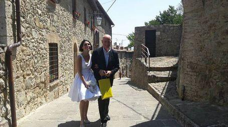 Franco Gabrielli e Titti Postiglione