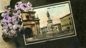 Due minuti di storia - Il monumento a Raffaello ad Urbino