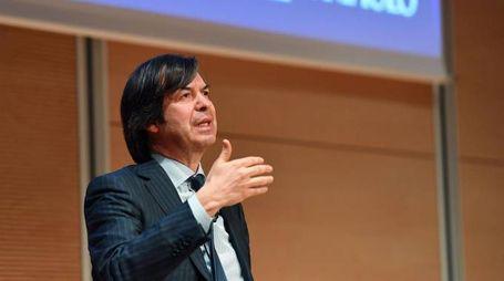Carlo Messina, ad di Banca Intesa Sanpaolo (Ansa)