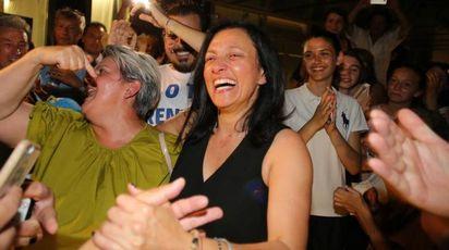 Ballottaggi comunali 2017, a Riccione riconfermata Renata Tosi (foto Petrangeli)