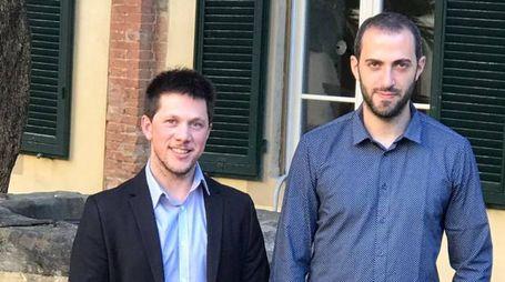 Matteo Bagheri Ghavifekr e Massimo Ruberti