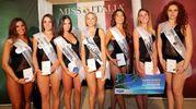 Selezioni di Miss Italia a Calenzano (fotocronache Germogli)