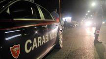 Carabinieri in azione in una foto d'archivio (Foto Schicchi)