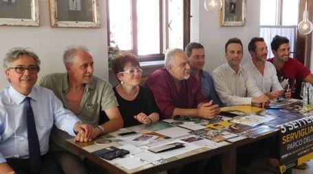 Servigliano, la presentazione del cartellone estivo (Carassai)