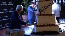 Alceo taglia la sua torta (PhotovideoCamel)