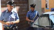 Sul posto sono intervenuti i carabinieri (foto d'archivio)