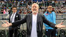 Cristiano Giuntoli, Aurelio De Laurentiis e Maurizio Sarri