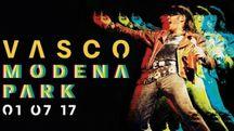 La locandina scelta per l'evento Modena Park