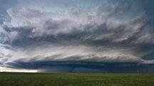 Previsioni meteo, arriva un'ondata di maltempo sull'Italia (foto iStock, archivio)