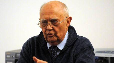Luigi Pedrazzi, avrebbe compiuto a settembre 90 anni