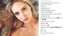 Lo scatto insieme a Fedez postato da Chiara Ferragni (Instagram)