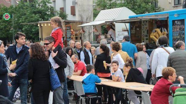 Biassono, anche lo street food per la festa dei 40 anni della Croce Bianca
