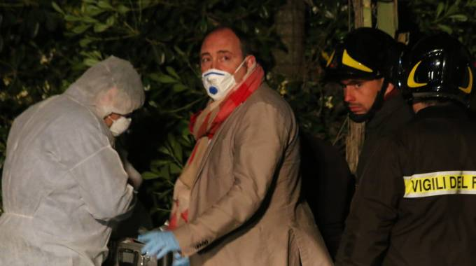 I carabinieri la notte in cui fu ritrovata morta la piccola Samantha