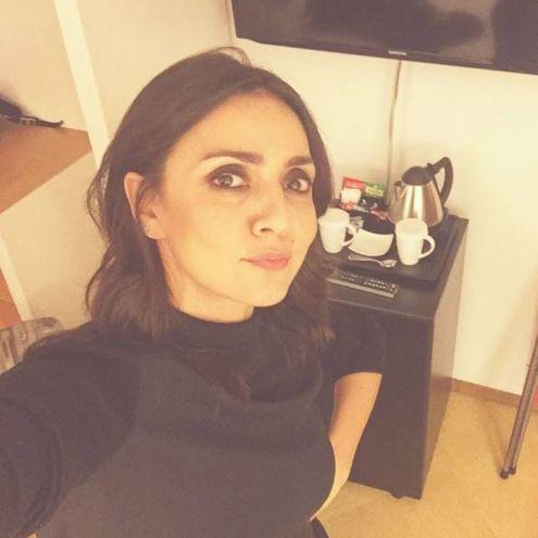 Ambra Angiolini (Instagram)