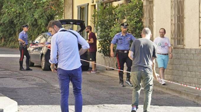 Stradella, accoltellamento in strada (Torres)