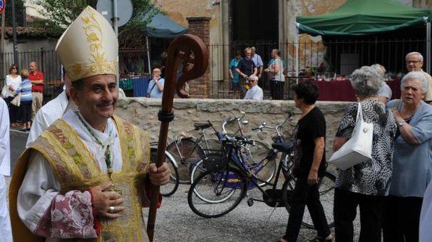 Monsignor Mario Delpini (Newpress)