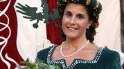 A vestire i panni della più bella del Sestiere della Piazzarola è stata invece Valeria Sirocchi, emozionata nel tradizionale vestito verde e bianco con mantello in velluto marrone. (Foto Labolognese)