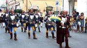 Armati di Solestà (Foto La bolognese)