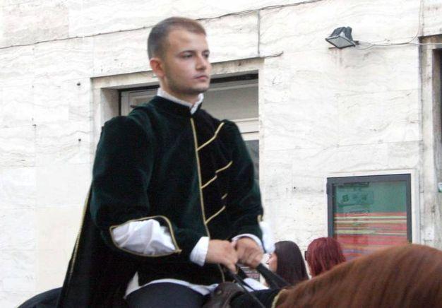 Cavaliere Porta Maggiore (Foto Labolognese)