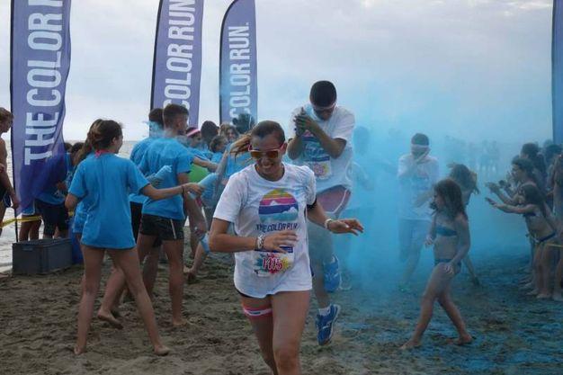 La Color Run (Umicini)