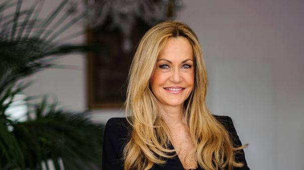 L'amministratore delegato e  presidente della  «Luisa Spagnoli» Nicoletta Spagnoli