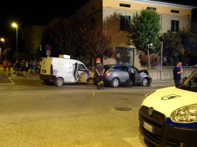 Calcinelli di Saltara, l'incidente mortale sabato sera