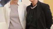 Cristina Tajani e Maria Luisa Frisa