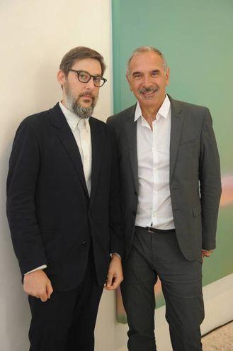 Flavio Del Monte e Carlo Capasa