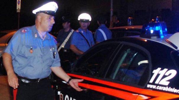 I carabinieri, durante i controlli, hanno incrociato  il veicolo sospetto  in via Turati  e Villadose