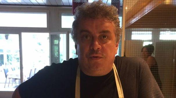 Claudio Ortichi, titolare del Park Hotel