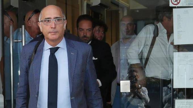 L'avvocato Claudio Salvagni