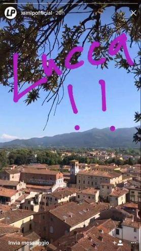 Lp a Lucca, estratto dal video