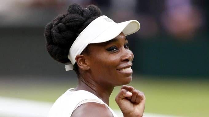 Venus Williams (Ansa)