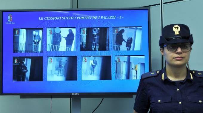 Trentadue arresti nell'operazione della polizia