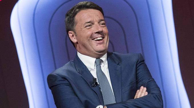 Matteo Renzi a Bersaglio Mobile