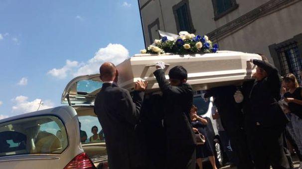 Santa Maria a Monte: funerale di Giusy (giuseppa) Mosca (Foto Sarah Esposito/Fotocronache