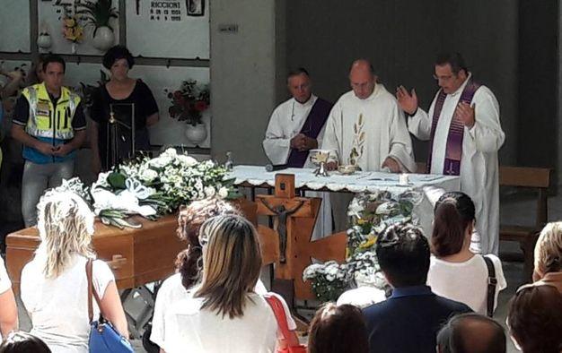 Il funerale di Alessio a Santa Croce sull'Arno  (Germogli)