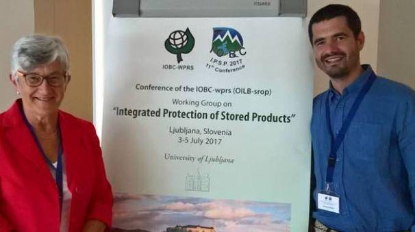 Lorenzo Moncini e Giampala Pachetti al Convegno Internazionale in Slovenia