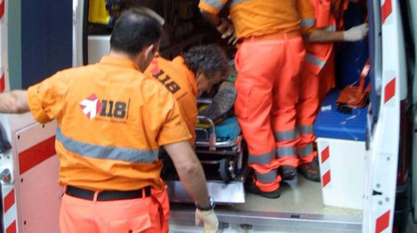 Ambulanza (Foto generica)