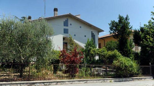 San Severino, la casa dove sono morti Santa Bianchini e Giuseppe Bordoni (Calavita)