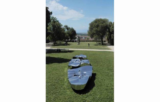 Fragments 2016 acciaio lucidato a specchio