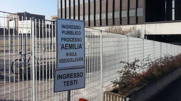 Udienza molto tesa ieri al maxi processo contro la 'ndrangheta nell'aula bunker di Reggio
