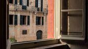 La finestra di casa di Silvia dalla quale guardava Giacomo