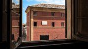 La finestra di casa Leopardi dalla quale Giacomo guardava Silvia