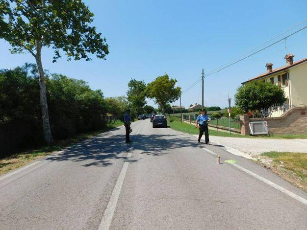 Ostellato, la bimba di 9 anni è stata trasportata in elicottero al Bufalini di Cesena