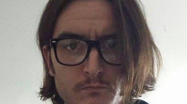 La vittima Marcello Cenci