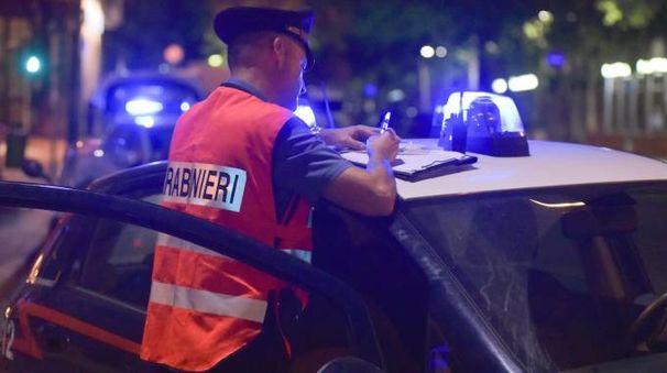 Carabinieri in azione (Spf)