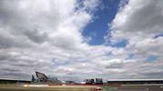 Il cielo sopra Silverstone (LaPresse)
